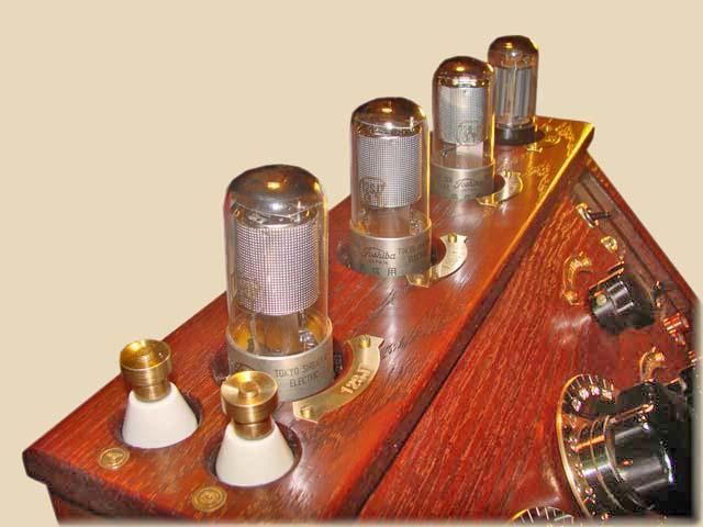 Схемотехника радиоприемника